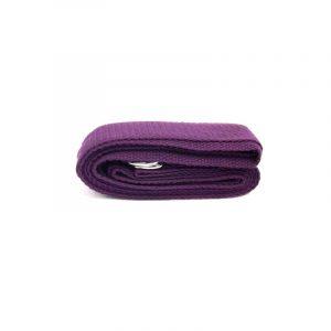 Yoga Riem D-ring Paars