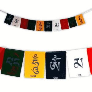 Gebedsvlaggen OMPMH 10 Luxe Velours