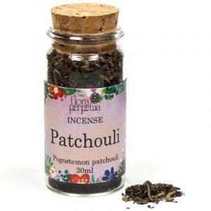 Wierookkruid Patchouli (Bladeren)