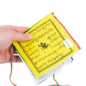 Gebedsvlaggen Koord met 5 Gebedsvlaggen