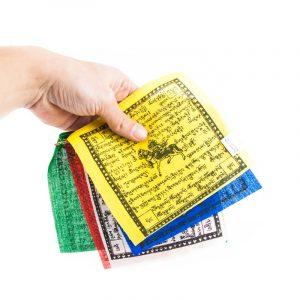Gebedsvlaggenkoord Tibetaans Standaard
