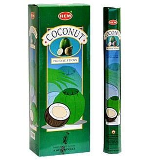 HEM Wierook Coconut (6 pakjes)