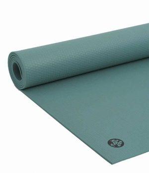 Manduka PROlite Yogamat PVC Groen 4.7 mm - Lotus - 180 x 61 cm