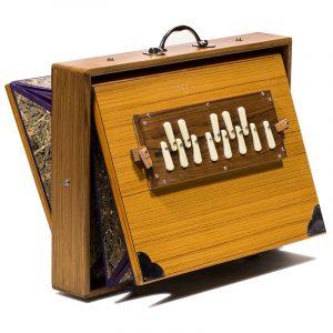 "Shruti Box voor Spirituele Muziekbegeleiding Saraswati ""432 Hz"""