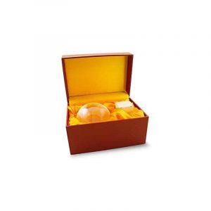 Feng Shui Kristallen Bol (15 cm)