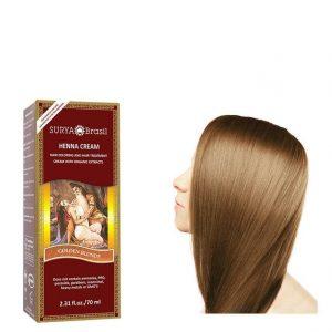 Surya Brasil Vegan Haarverf Cream Golden Blonde