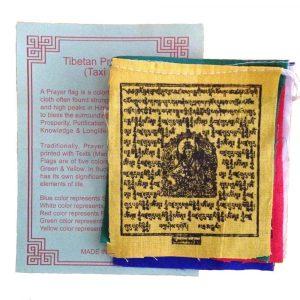 Tibetaanse Gebedsvlaggen (10,5 x 9 cm)