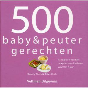500 Baby & Peutergerechten