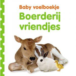 Baby Voelboekje Boerderij Vriendjes