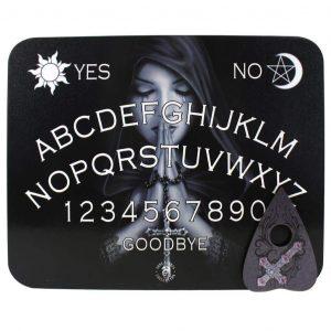 Ouijabord / Spiritbord – Gothic Prayer