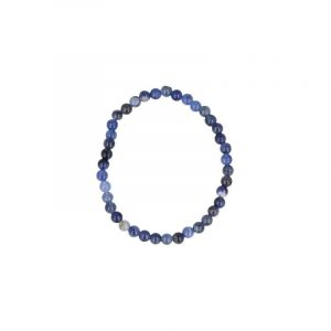 Edelsteen Armband Sodaliet Kinderarmband