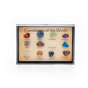 Edelstenen van de Wereld Set (12 stenen)