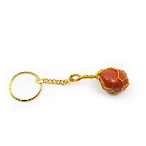 Sleutelhanger Rode Jaspis