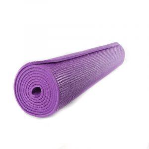 Yogi & Yogini Yogamat PVC Violet 5 mm - 183 x 61 cm