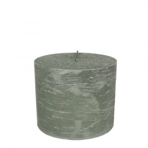 Metallic Groene Stompkaars (10 x 10 cm)