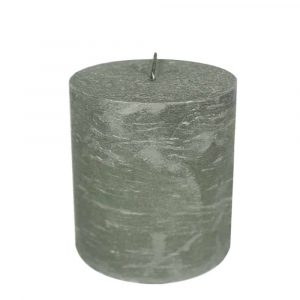 Metallic Groene Stompkaars (15 x 10 cm)