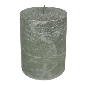 Metallic Groene Stompkaars (20 x 10 cm)