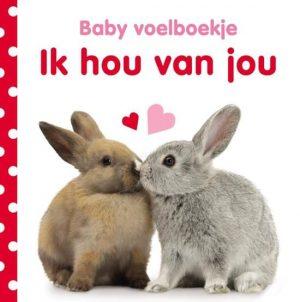 Baby Voelboekje: Ik hou van jou