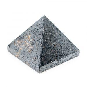 Piramide Edelsteen Hematiet (25 mm)