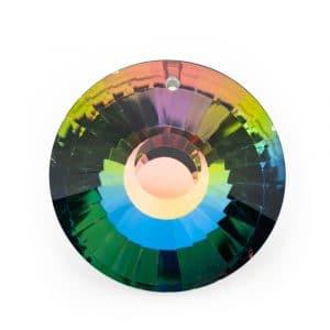 Regenboogkristal Cirkel Multikleur (45 mm)
