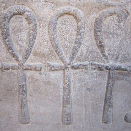 Ankh Kruis, Ontcijfer de Symbolische Sleutel van het Leven