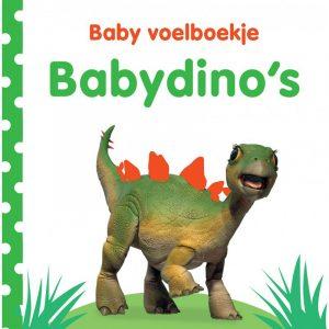 Baby voelboekje - Babydino's