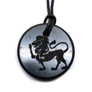Shungiet Horoscoop Hanger Leeuw (30 mm)